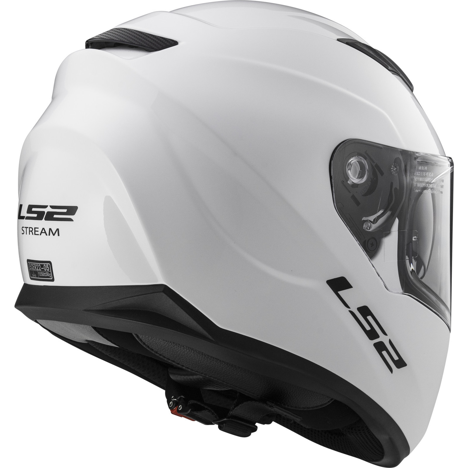 Helmet LS2 320 STREAM (SOLID White)