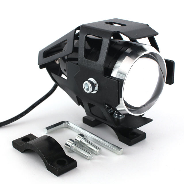 Fog Light With Metal Housing W/O Ring