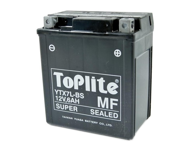 Battery YTX7L Top Lite China