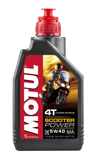 Engine Oil 5W40 Scooter Expert (1 Liter) Motul