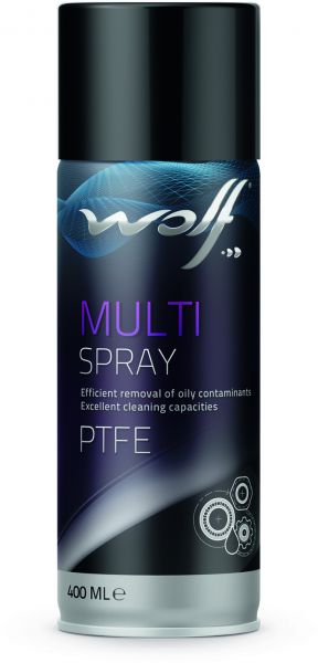 Multi Spray (0.4 Liter) Wolf