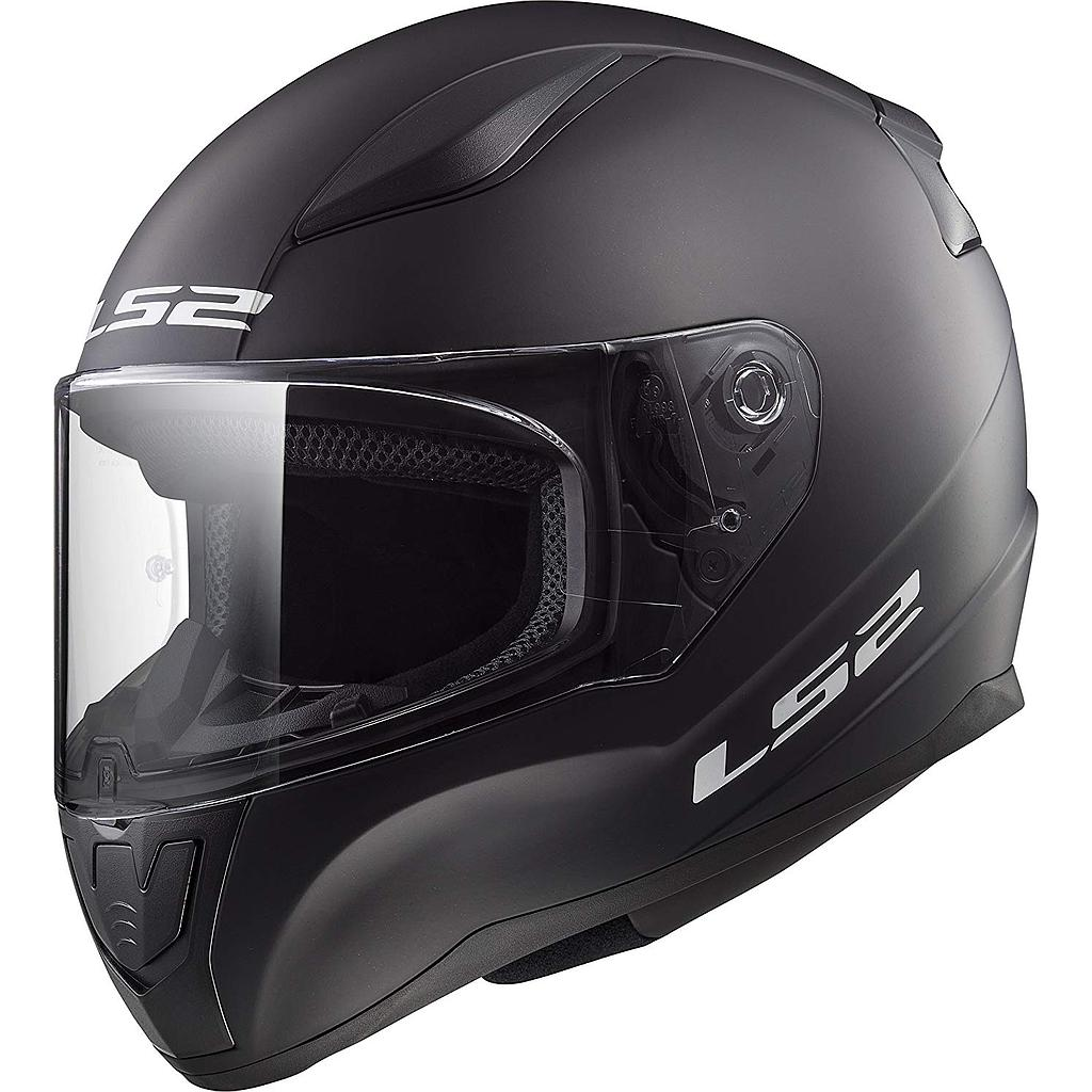 Helmet LS2 353 RAPID SINGLE (SOLID Matt Black)