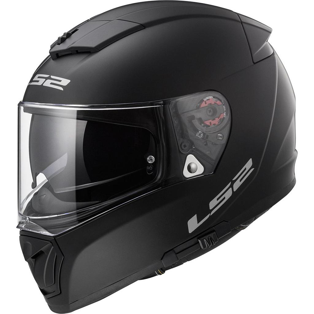 Helmet LS2 390 BREAKER (SOLID Black)