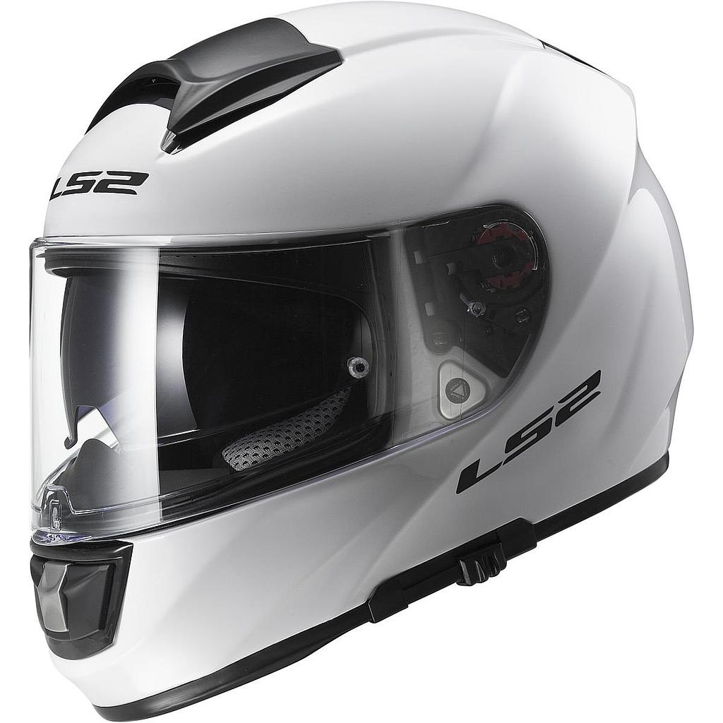 Helmet LS2 397 GLOSSY (SOLID White)