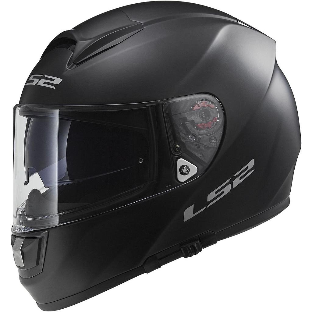 Helmet LS2 397 VECTOR (RAZOR Matt Black)