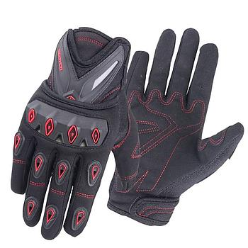 Gloves Full MC10 SCOYCO (Red)